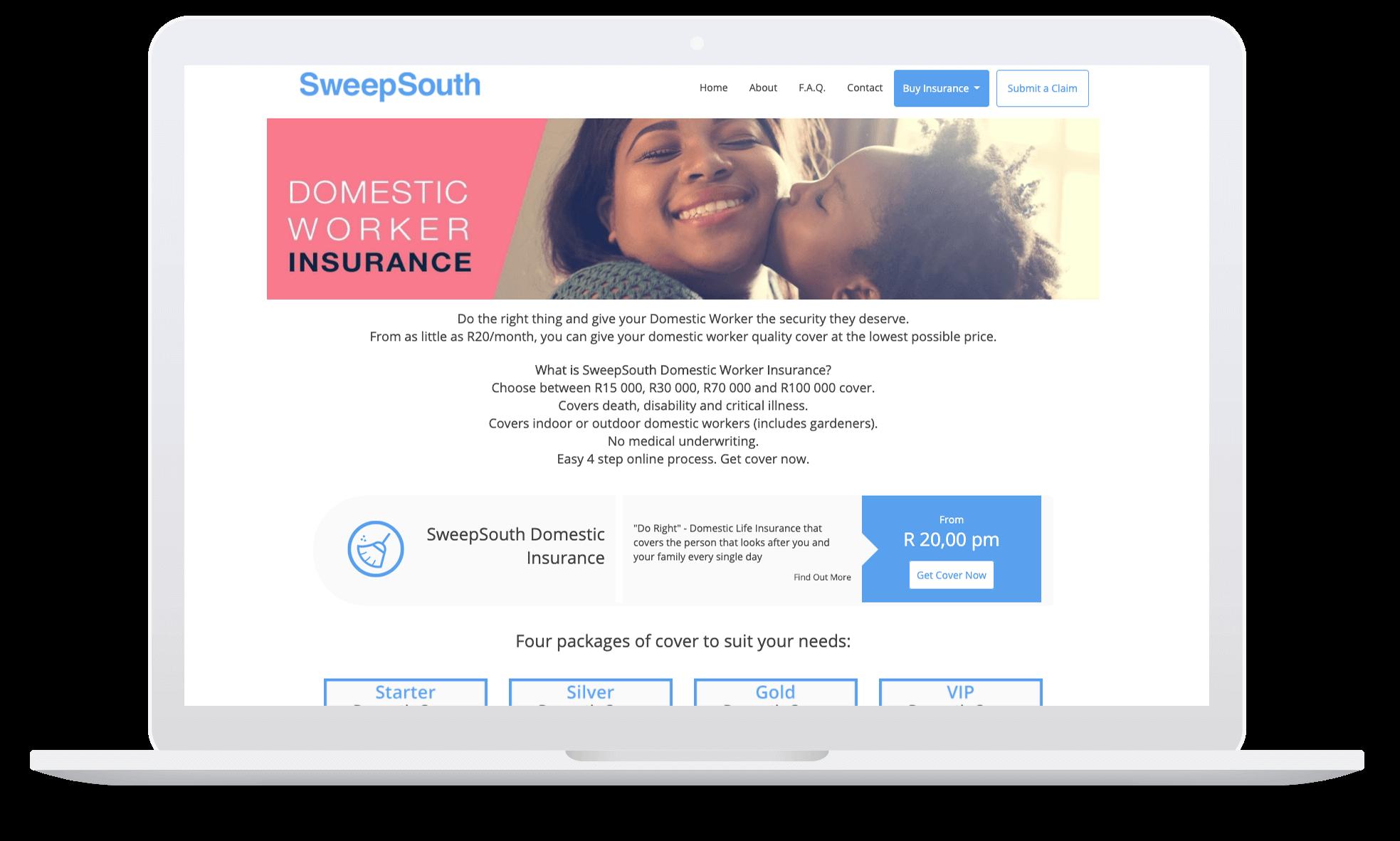 Insurance White Label